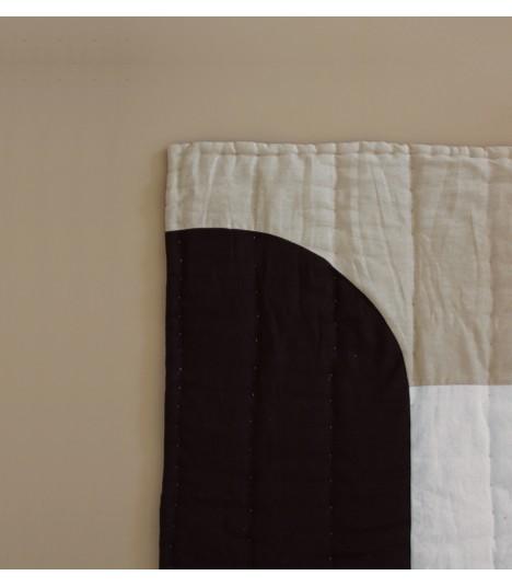 patchwork Cover - Habibi café